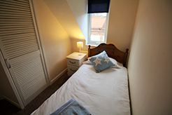 April Cottage, Wells, Norfolk. Self-Catering Cottage Single bedroom